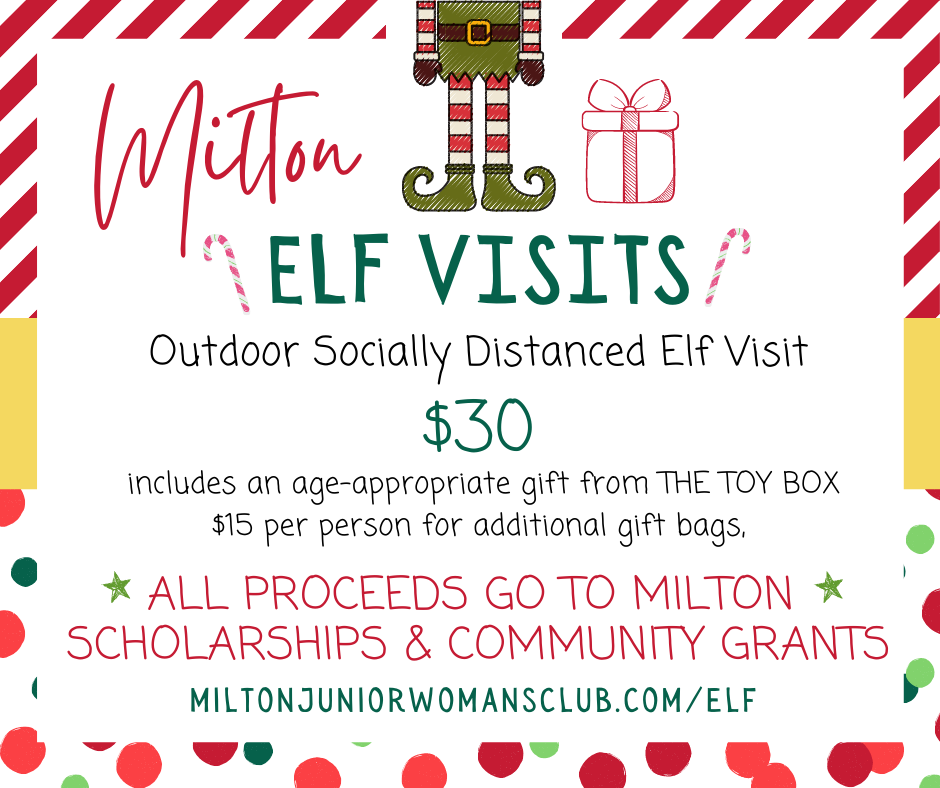 Milton Elf Visits